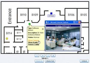 Mapping Module for Sensor Notification Matrix
