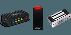 AKCP Server Cabinet Rack Control Unit