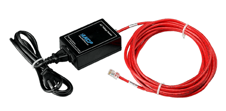 AC Voltage Sensor - The AC voltage detector is used to indicate the presence or absence of line voltage