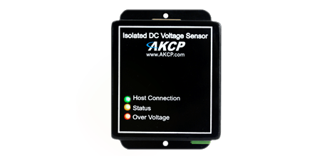 Isolated DC Voltage Sensor - The Isolated Digital Voltmeter can be used by OEMs and engineers to create their own custom data collection systems