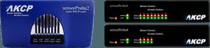 AKCP sensorProbe series