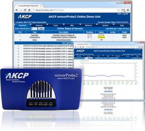 Sensor Graphing for Temperature Sensors