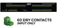 sensorProbe8-X60 Computer Room Dry Contact Monitoring 60