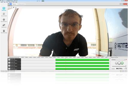 Video EMS Sensors