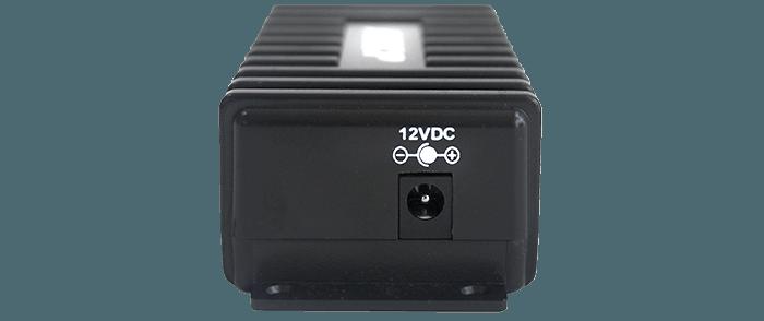 Cabinet Control Unit 12VDC Power Input