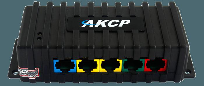 Cabinet Control Unit - Port Configuration