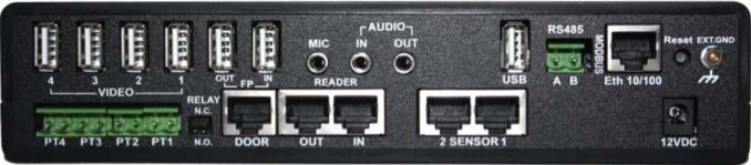 S Dcu Door Control Unit Professional Access Control