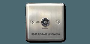 External Lock Override Switch
