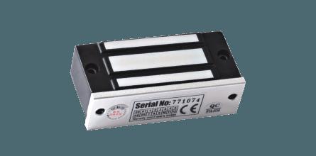 EM Cabinet Lock - A sturdy magnetic single cabinet door lock