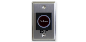 Infrared Exit Button
