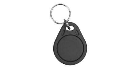 Key Tag EM - Compatible with all Access Control Readers