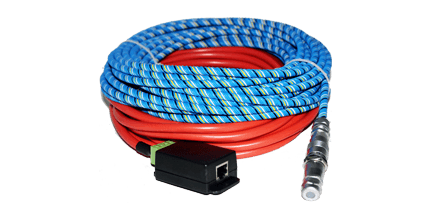 locateWater Sensor - Find the specific position of water leaks over large area