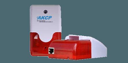 Siren Strobe Light - Audio and visual alarm notification