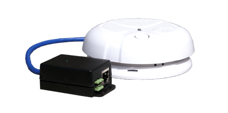 Smoke Detector - Accurate, cost effective Smoke Detector