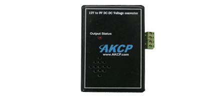 12 VDC Power Supply - DC to DC converter which generates an output of 9.0 volts