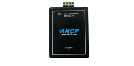 ±40-60 VDC Power Supply - DC to DC converter which generates an output of 7.5 volts