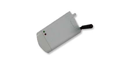 EDGE-180M USB Modem - With this device, your securityProbe unit can connect to the Internet anywhere and everywhere