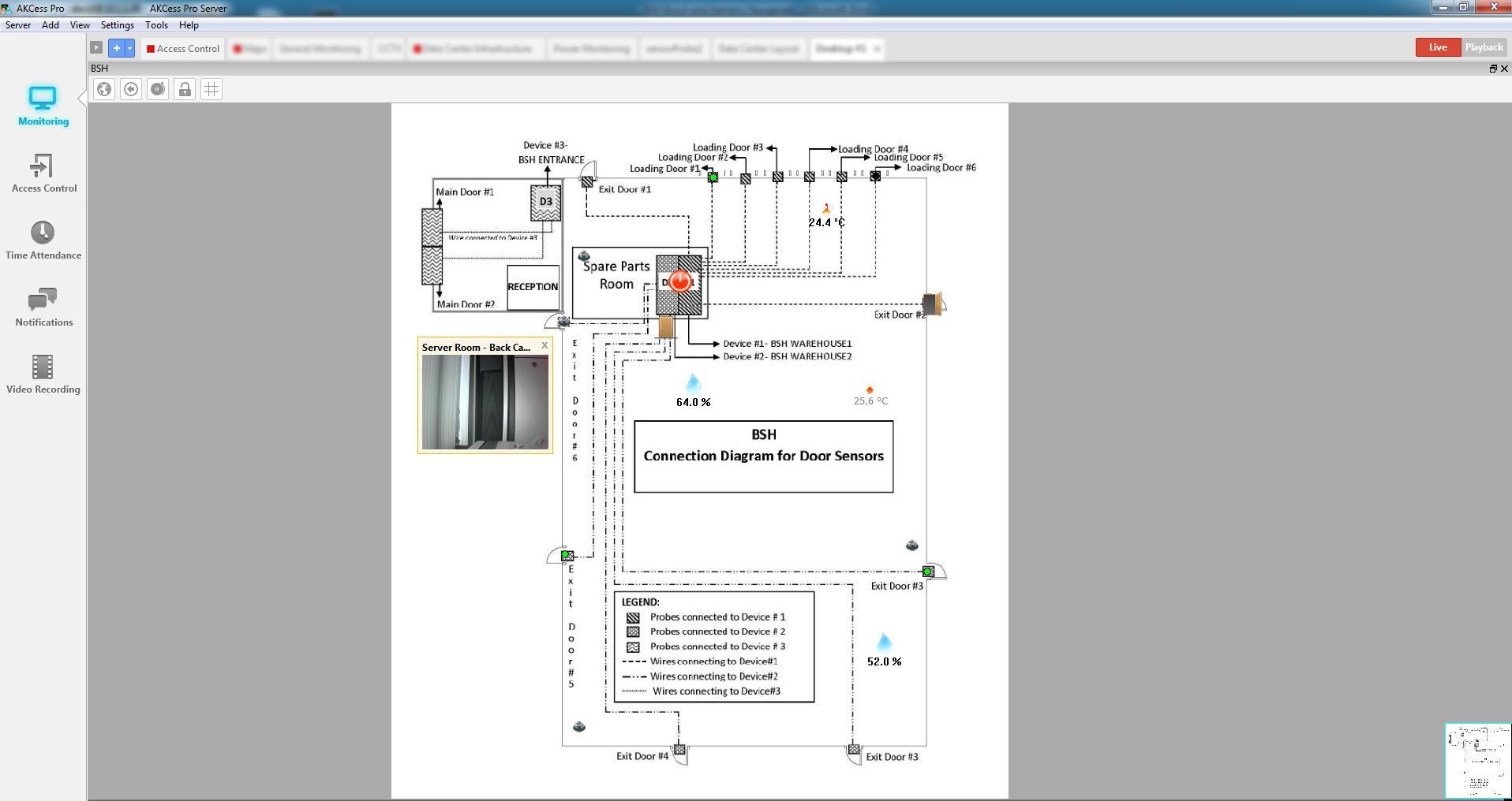 Siemens Energy Monitoring Systems : Temperature sensor monitoring bsh bosch und siemens