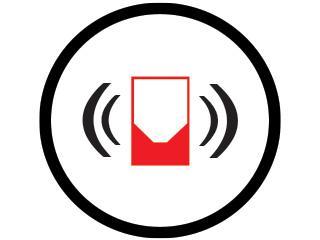 Siren Strobe Alarm Audible Sensor - Server Room