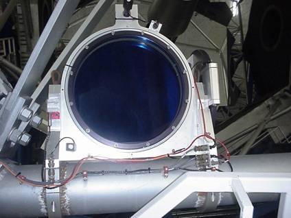 laser telescope bore site