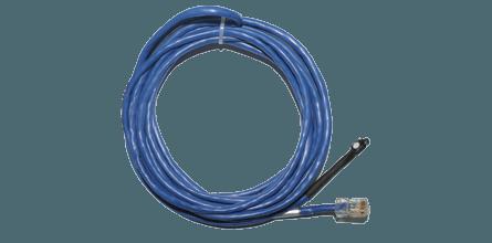 Single Port Temperature and Humidity Sensor (Water Resistant) - Water resistant dual sensor for damp environments
