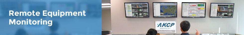 Remote Equipment Monitoring