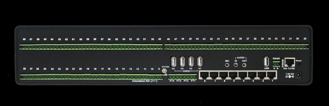 securityProbe5ESV-X60 Rear