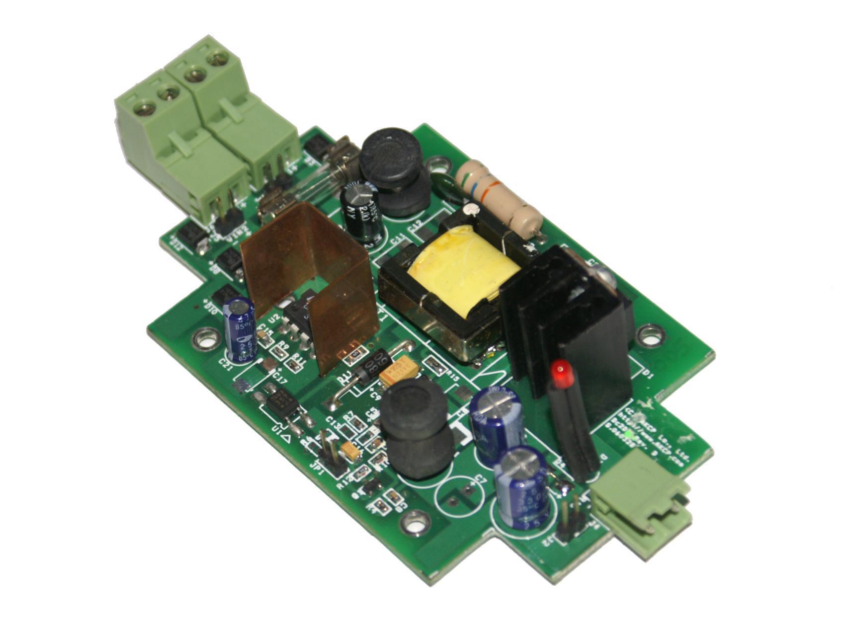 Voltage Current And Temperature Sensing Powerguru Power