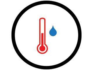 Temperature and Humidity Sensor - Server Room