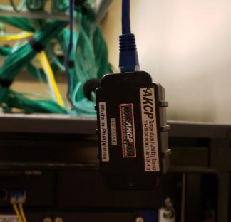 Dual temperature and humidity sensor (THS00)