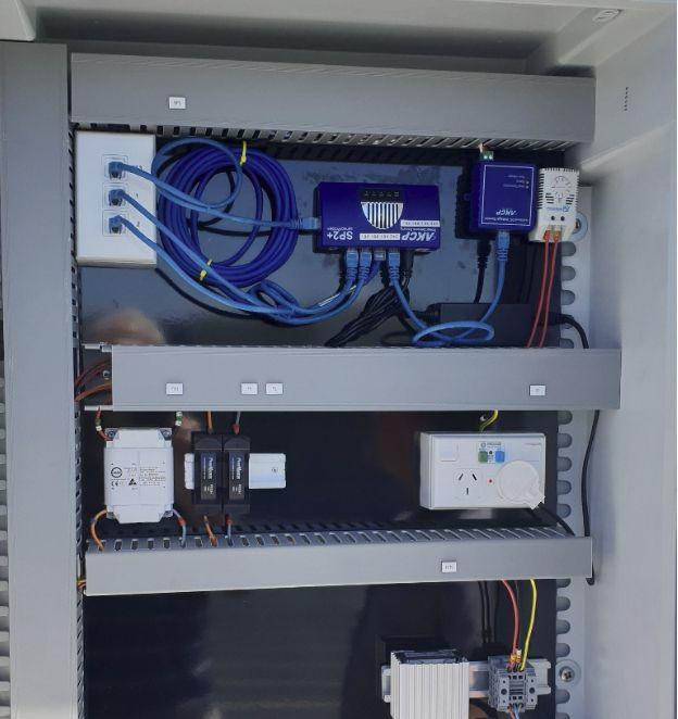 HVAC Chiller Monitoring