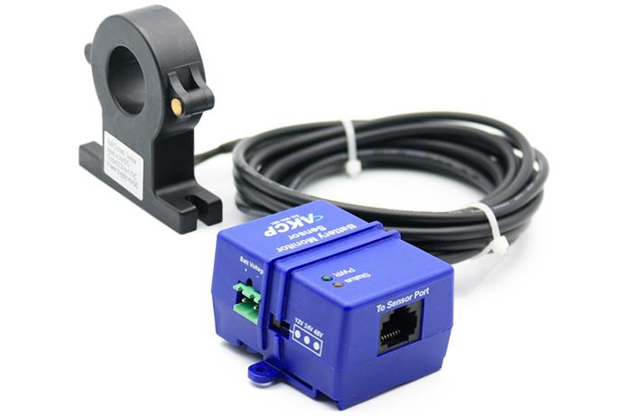 Battery Monitoring Sensor di AKCP