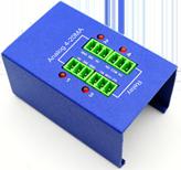 2x Mini Relay and 2x 0-5VDC Input