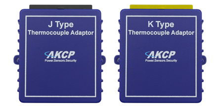 J-K Thermocouple Adapters