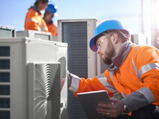 HVAC Maintenance Monitoring