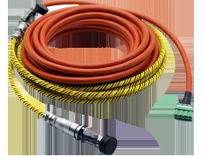 Rope Water Sensor