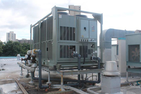 Case Study: HVAC Chillers in New Zealand