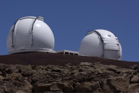 Case Study: Keck Observatory