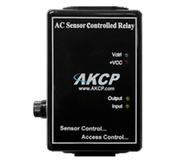AC Sensor Controlled Relay