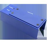 Internal UPS (4x AA rechargable batteries)