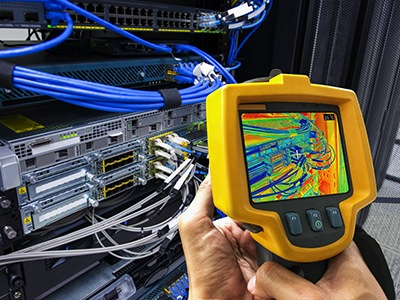 Server Room Thermal Monitoring