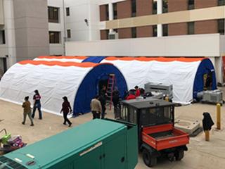 Medical Smart Tent