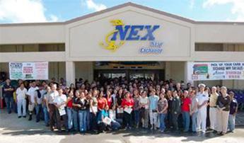 NEX Warehouse