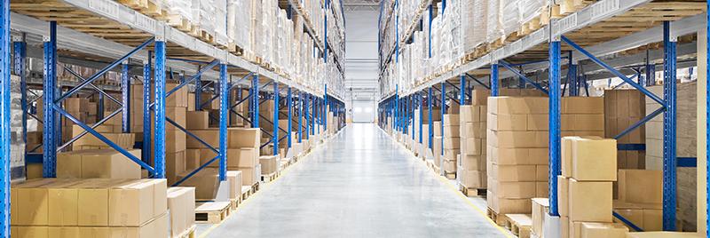 Warehouse Temperature Monitoring Banner