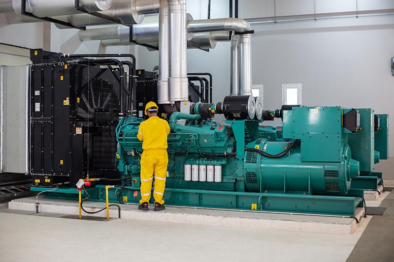 Generator Maintenance Monitoring