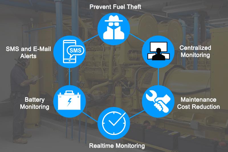 Generator Maintenance Monitoring Benefits
