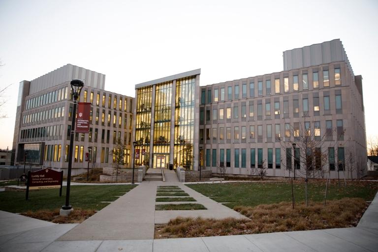 indiana college data center