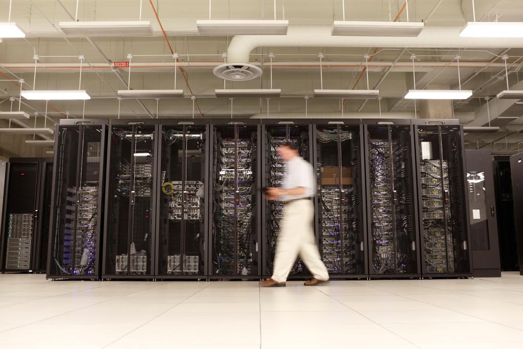 Indiana State University Data Center