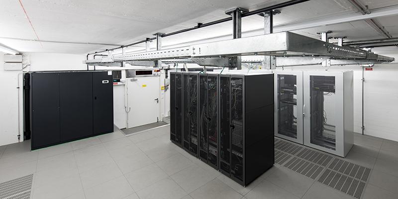 small server room