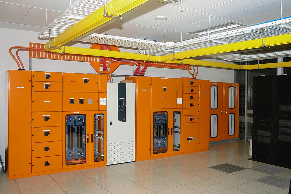 data center power distribution
